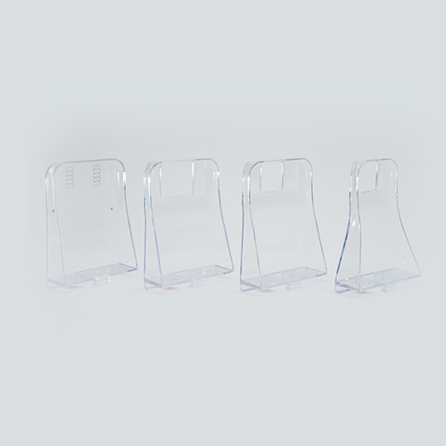 X-Ray Translucent Clear Paddles